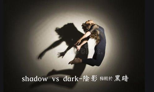 我認出你黑暗
